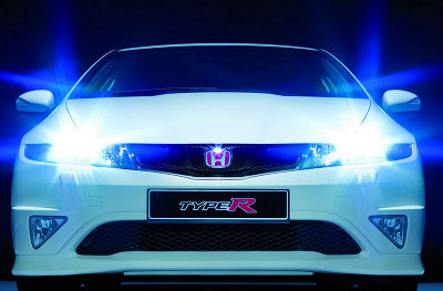 Civic Type R - Front View