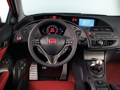 Civic Type R - Interior